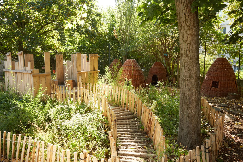 Le jardin secret  © Marine Saiah