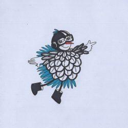 Oiseau - Maryse Hilsz - Carole Clerc